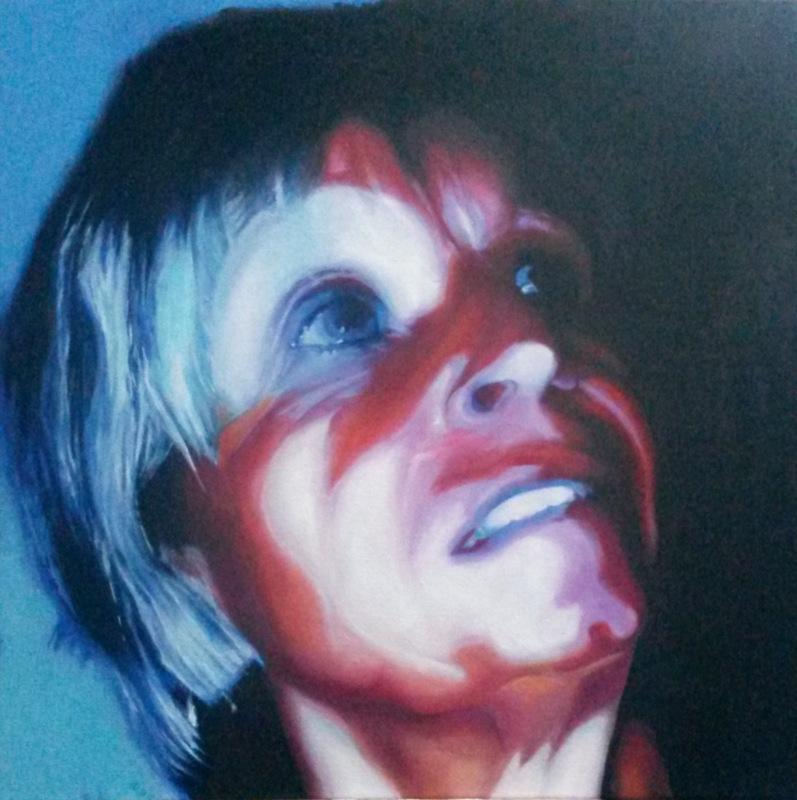 10 Olga olej na plátně 2015